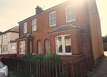 Thumbnail 3 bed semi-detached house to rent in Kings Road, London Colney