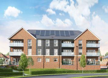 "Thumbnail 2 bed flat for sale in ""Lamberhurst House"" at Southfleet Road, Ebbsfleet"
