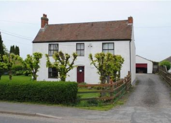 Thumbnail 4 bed detached house to rent in Station Road, Hubberts Bridge, Boston