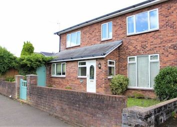 Thumbnail 4 bed semi-detached house for sale in Linden Avenue, West Cross, Swansea