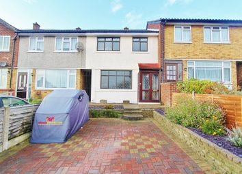 Thumbnail 3 bed terraced house for sale in Highfield Road, Romford