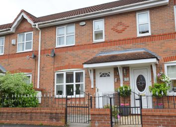 Thumbnail 2 bed terraced house for sale in Greetland Drive, Manchester, Greater Manchester