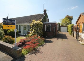 Thumbnail 4 bed semi-detached bungalow for sale in Lansdown Road, Atherton, Manchester, Greater Manchester.
