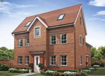 """Thumbnail 4 bed detached house for sale in """"Hesketh"""" at Haydock Park Drive, Bourne"""