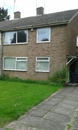 Thumbnail 2 bed maisonette to rent in Nomaine Drive, Birmingham