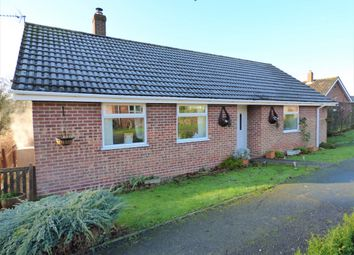 Thumbnail 3 bed bungalow for sale in Rogeron Close, Hundon