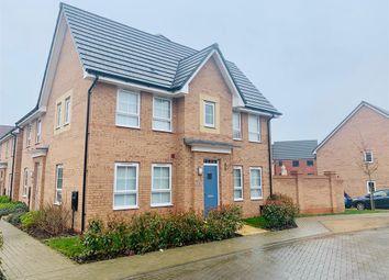 3 bed semi-detached house to rent in Flavius Gardens, Milton Keynes MK11