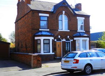 Thumbnail 2 bed semi-detached house to rent in Wilsthorpe Road, Long Eaton