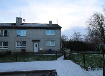 Thumbnail 2 bedroom flat for sale in Carlowrie Place, Gorebridge