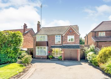 Thumbnail 4 bed detached house for sale in Chester Road, Sutton Coldfield