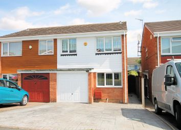 Thumbnail 3 bed semi-detached house for sale in Seaton, Tamworth