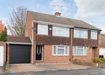 Thumbnail 3 bed semi-detached house for sale in Mallard Drive, Cippenham, Slough