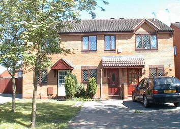 Thumbnail 2 bedroom terraced house to rent in Grissom Close, Beaconside, Stafford