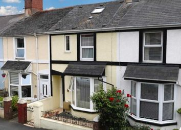 Thumbnail 4 bed terraced house for sale in Fisher Road, Newton Abbot