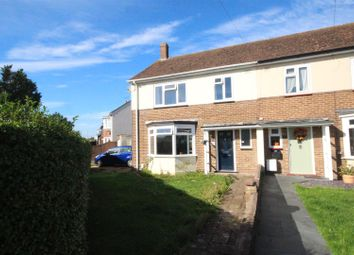 Thumbnail 3 bed semi-detached house for sale in Braemar Avenue, Drayton, Portsmouth