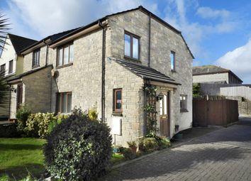 Thumbnail 3 bed semi-detached house for sale in Park An Harvey, Helston
