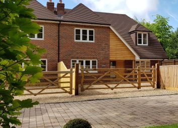 Thumbnail 4 bed semi-detached house for sale in Park Lane, Cane End, Reading