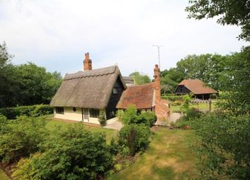 Thumbnail 5 bedroom detached house for sale in Heath Road, Little Braxted, Witham, Essex