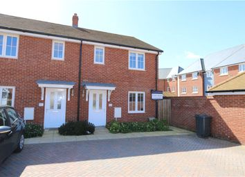 Thumbnail 3 bedroom semi-detached house for sale in Cutforth Way, Romsey, Hampshire
