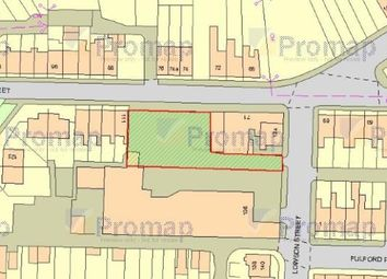 Thumbnail Land for sale in Lowson Street, Darlington, Durham