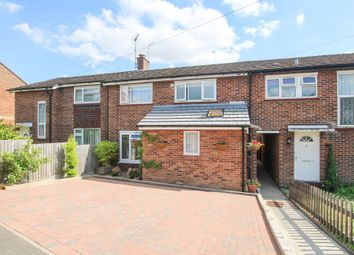 Thumbnail 3 bedroom terraced house for sale in Shepherds Way, Saffron Walden