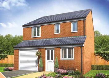 Thumbnail 3 bed detached house for sale in Anstee Road, Shaftesbury, Dorset