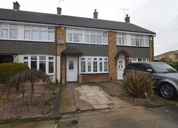 Thumbnail 3 bed terraced house for sale in Berwood Road, Corringham, Essex