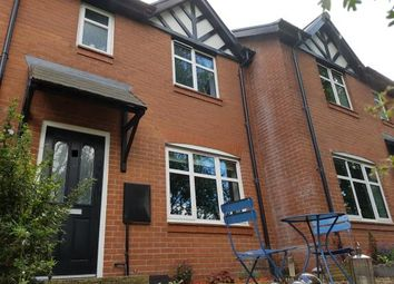 Thumbnail 3 bed terraced house for sale in Jubilee Way, Broadheath, Altrincham, Greater Manchester