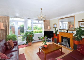Thumbnail 3 bed maisonette for sale in Carron Close, London