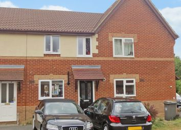 Thumbnail 2 bed terraced house to rent in Hillbourne Close, Warminster