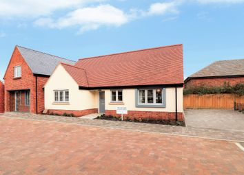 Thumbnail 2 bed detached bungalow for sale in 21 Manor Gardens, High Street, Hadleigh, Ipswich, Suffolk