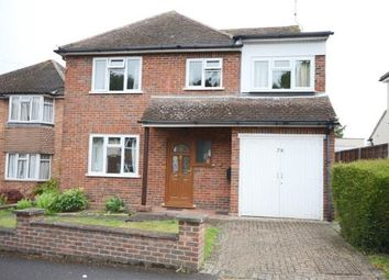 Thumbnail 4 bed detached house for sale in Highfield Gardens, Aldershot, Hampshire
