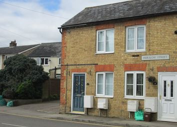 Thumbnail 2 bed cottage to rent in Horslow Street, Potton, Bedfordshire