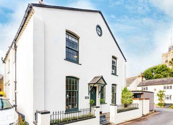 Thumbnail 3 bed semi-detached house for sale in Church Lane, Ashwell, Baldock