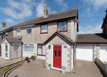 Thumbnail 3 bed semi-detached house for sale in Langdale Crescent, Dalton-In-Furness