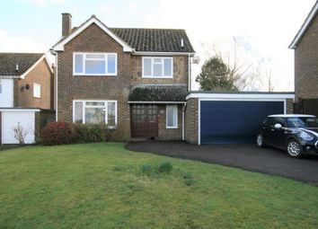 Thumbnail 3 bedroom detached house to rent in Prospect Way, Brabourne Lees, Ashford, Kent