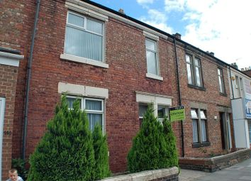 Thumbnail 3 bed flat for sale in Station Road, Wallsend