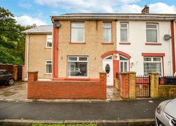 Thumbnail 4 bed end terrace house for sale in Carne Street, Cwm, Ebbw Vale, Blaenau Gwent