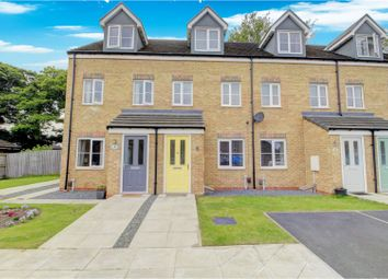 3 bed town house for sale in Robinson Close, Hartlepool TS25