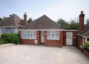 Thumbnail 3 bed detached bungalow for sale in Upper Deacon Road, Bitterne, Southampton