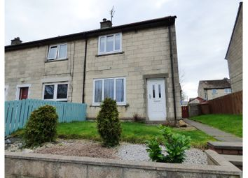 Thumbnail 2 bed end terrace house for sale in Balbeggie Terrace, Dundee