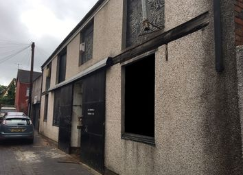 Thumbnail Industrial to let in The Factory, Kings Lane, Newport