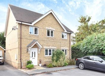 Thumbnail 2 bed maisonette for sale in Tiggall Close, Earley, Reading