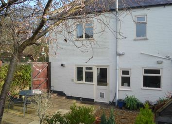 Thumbnail 3 bed end terrace house for sale in Station Road, Nassington, Northamptonshire