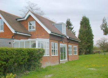Thumbnail 4 bed detached house to rent in Normans Road, Smallfield, Horley