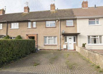 Thumbnail 3 bed terraced house for sale in Cleeve Grove, Keynsham, Bristol