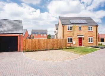 Thumbnail 3 bed end terrace house for sale in Kelsey Place, Peterborough