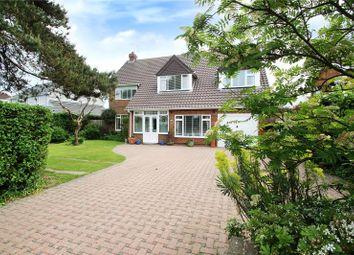 Thumbnail 4 bedroom detached house for sale in Golden Avenue, East Preston, Littlehampton