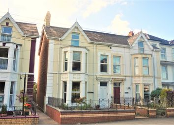 Thumbnail 5 bed semi-detached house for sale in Park Place, Cardigan