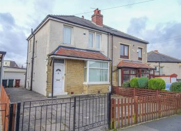 Thumbnail 3 bedroom semi-detached house for sale in Norman Avenue, Bradford